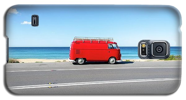 The Red Kombi Galaxy S5 Case