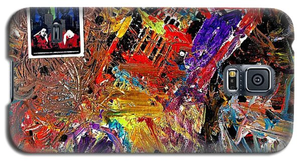 The Red Paintings Galaxy S5 Case