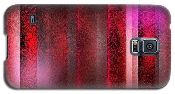 The Red Room Galaxy S5 Case by John Krakora