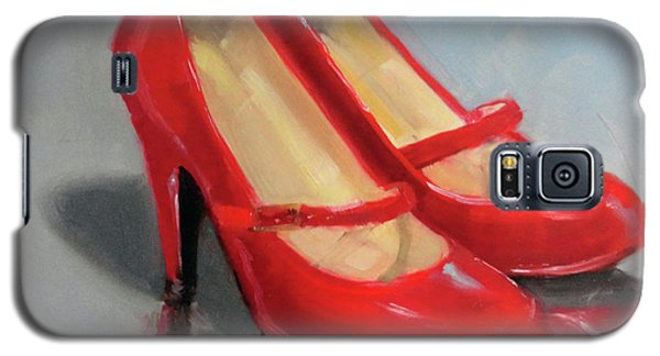 The Red Shoes Galaxy S5 Case