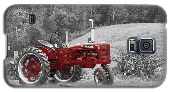The Red Tractor Galaxy S5 Case