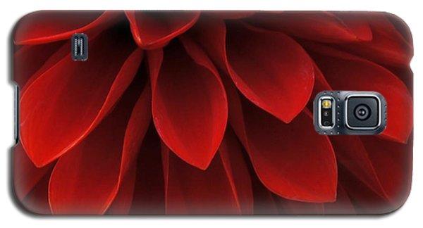 The Reddest Red Galaxy S5 Case
