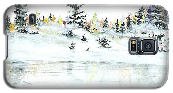 The Reflection Lake Galaxy S5 Case