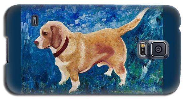 The Regal Beagle Galaxy S5 Case