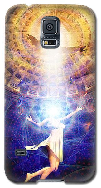 The Release Of Religious Dogma Galaxy S5 Case