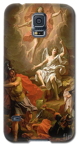 The Sky Galaxy S5 Case - The Resurrection Of Christ by Noel Coypel