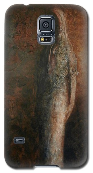 Galaxy S5 Case featuring the painting The Return by Buck Buchheister