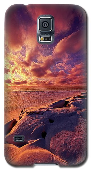 Galaxy S5 Case featuring the photograph The Return by Phil Koch
