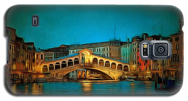 The Rialto Bridge Galaxy S5 Case