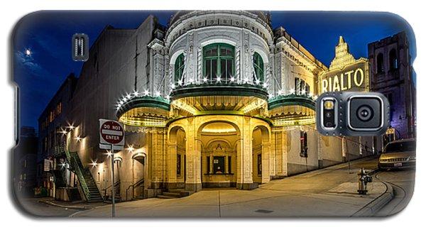The Rialto Theater - Historic Landmark Galaxy S5 Case by Rob Green