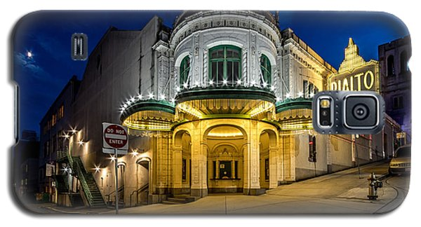 The Rialto Theater - Historic Landmark Galaxy S5 Case