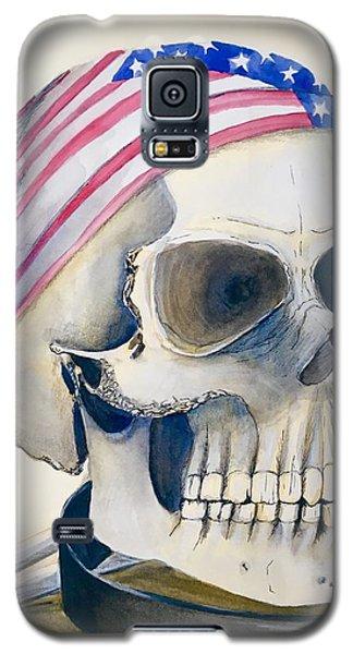 The Rider's Skull Galaxy S5 Case
