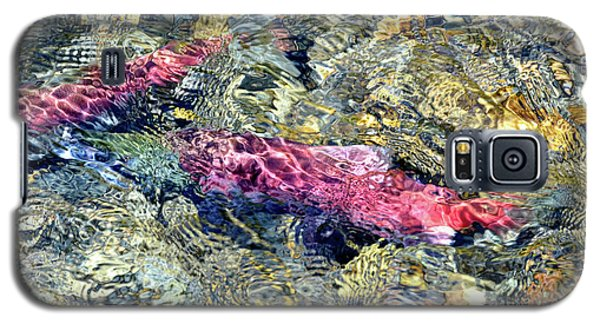 Galaxy S5 Case featuring the photograph The Ripple Effect by David Lawson
