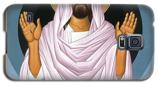 The Risen Christ 014 Galaxy S5 Case