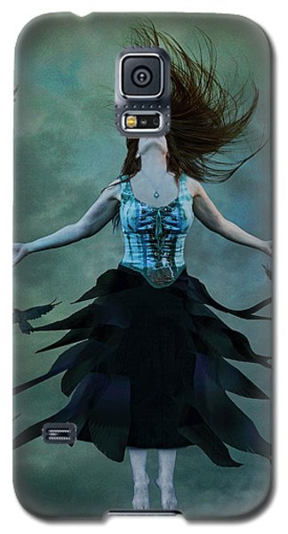 The Rising Galaxy S5 Case