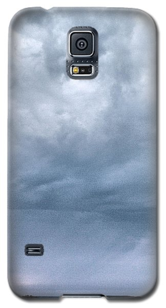 Galaxy S5 Case featuring the photograph The Rising Storm by Jouko Lehto