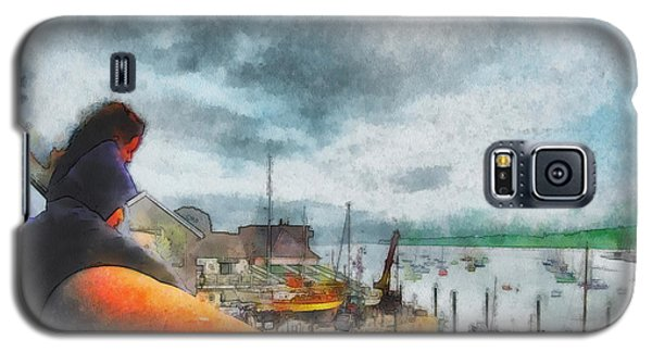 The River Exe Galaxy S5 Case