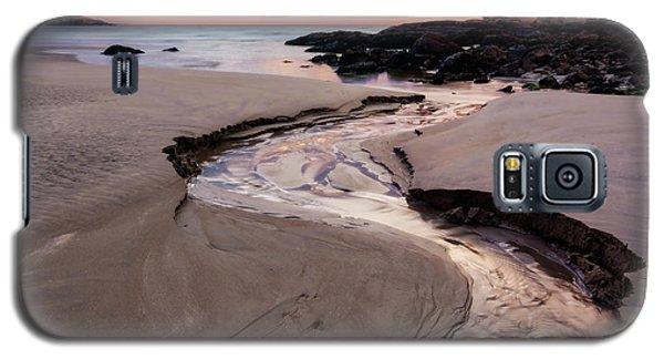 The River Good Harbor Beach Galaxy S5 Case
