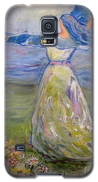 The River Is Here Galaxy S5 Case