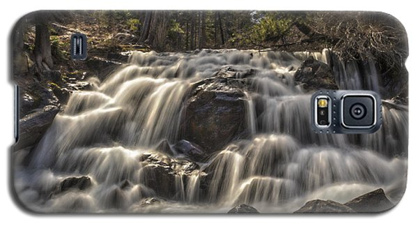 The River Of Time Galaxy S5 Case by Mitch Shindelbower