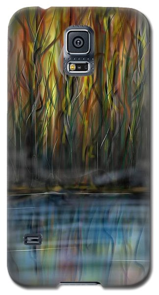 The River Side Galaxy S5 Case by Darren Cannell