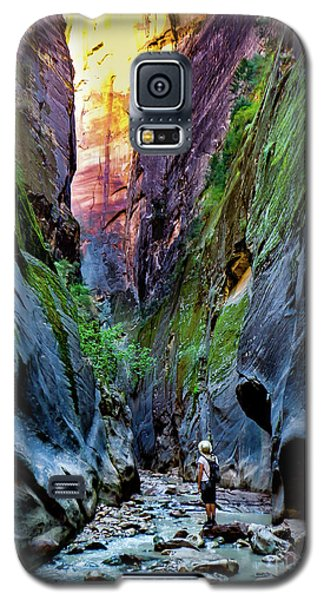 The Riverbend Galaxy S5 Case