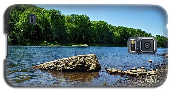 The River's Edge Galaxy S5 Case by Mark Miller