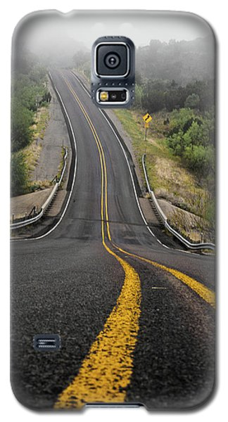 The Road Goes On Forever And The Party Never Ends Galaxy S5 Case