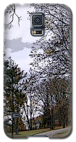 The Road Not Taken Galaxy S5 Case by Skyler Tipton