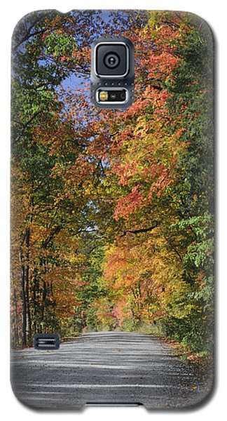 The Road To Color Galaxy S5 Case by Tamara Becker