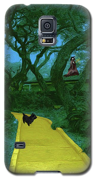 The Road To Oz Galaxy S5 Case