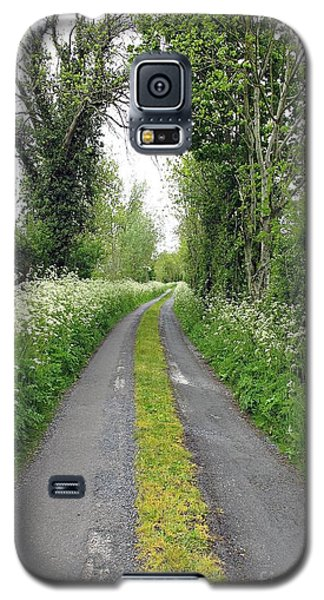 The Road To The Wood Galaxy S5 Case by Ethna Gillespie