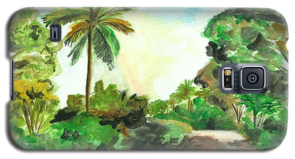 The Road To Tiwi Galaxy S5 Case