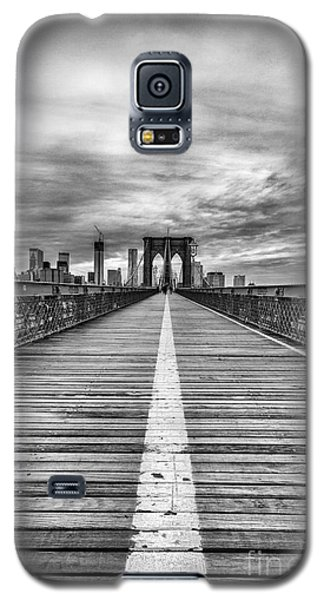 The Road To Tomorrow Galaxy S5 Case by John Farnan