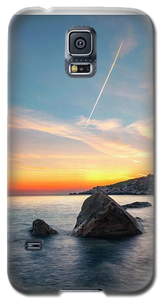 The Rock Galaxy S5 Case