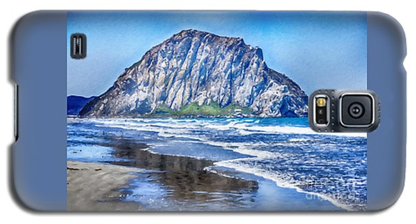 Morro Rock Canvas Print,photographic Print,art Print,framed Print,greeting Card,iphone Case, Galaxy S5 Case