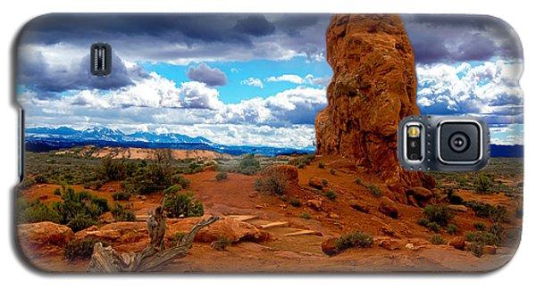 The Rock Galaxy S5 Case