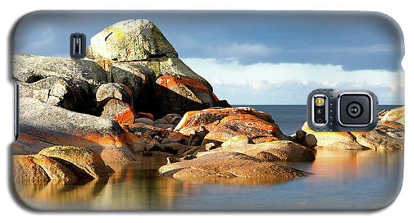 The Rocks And The Water Galaxy S5 Case