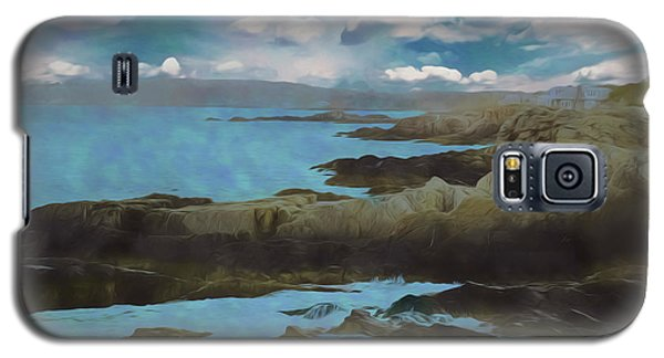 The Rocky Maine Coast. Galaxy S5 Case