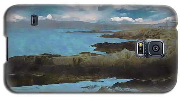 The Rocky Maine Coast. Galaxy S5 Case