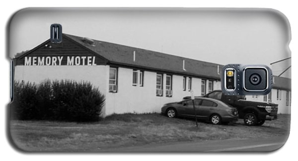 The Rolling Stones' Memory Motel Montauk New York Galaxy S5 Case