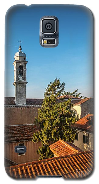 The Roofs Of Venice Galaxy S5 Case