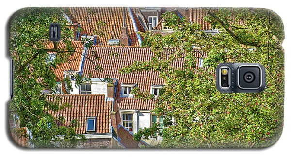 The Rooftops Of Leiden Galaxy S5 Case