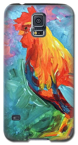 The Rooster Galaxy S5 Case by Tom Riggs