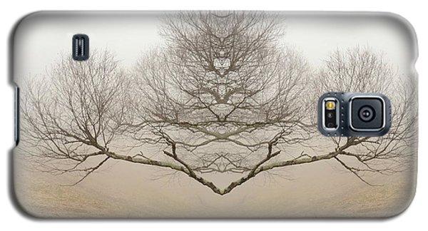 The Rorschach Tree Galaxy S5 Case