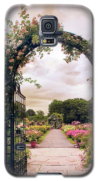 The Rose Allee Galaxy S5 Case