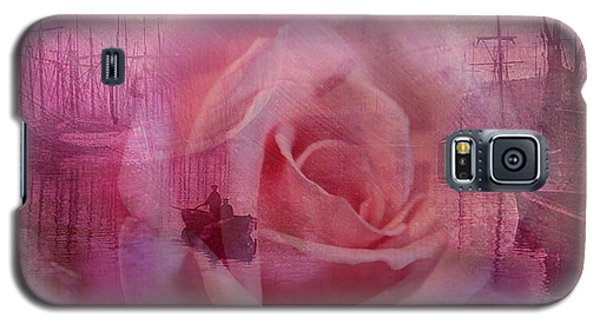 The Rose And The Sea Galaxy S5 Case