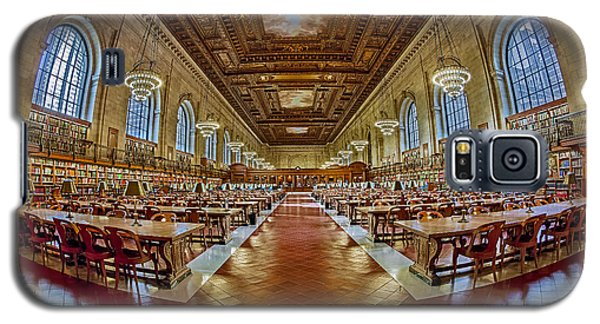 The Rose Main Reading Room Nypl Galaxy S5 Case