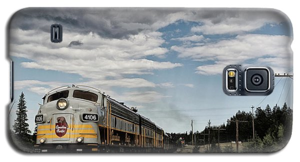 The Royal Canadian Pacific  Galaxy S5 Case