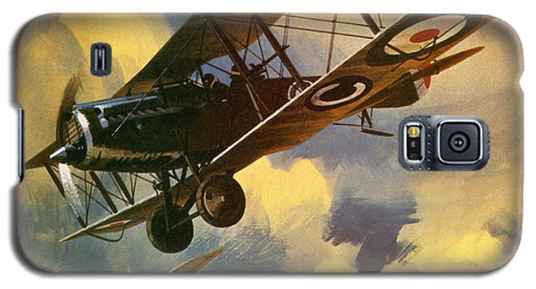 The Royal Flying Corps Galaxy S5 Case by Wilf Hardy